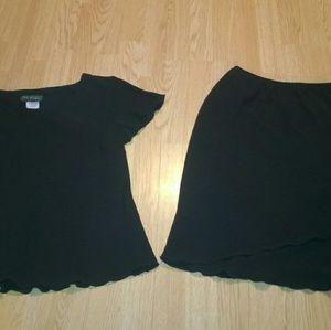 Women's size14 two piece dress S.L. Fashions